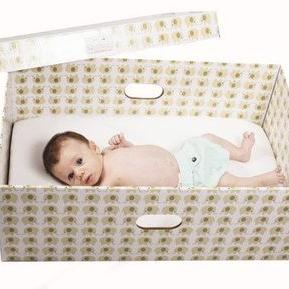 赤ちゃん専用の場所があると安心