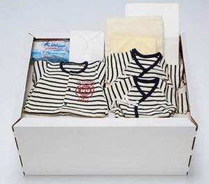日本製マタニティボックス(クラッシック12点セット) ホワイト