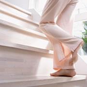 階段の上り降り