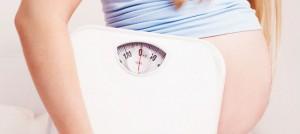 妊娠中の体重
