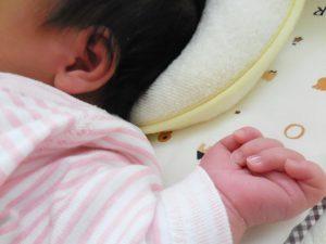 私は第一子となる長女を出産しました。