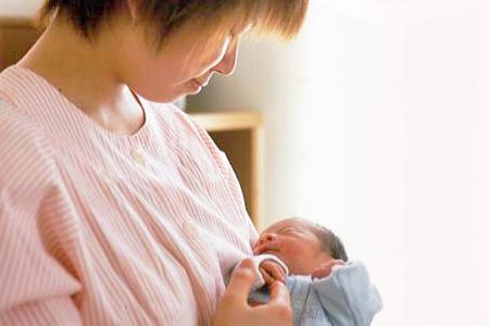 母乳育児のサポートシステム